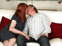 Lucimay shows how to tease a man properly with her wet tongue and slutty little mouth. She really knows how to suck a cock.